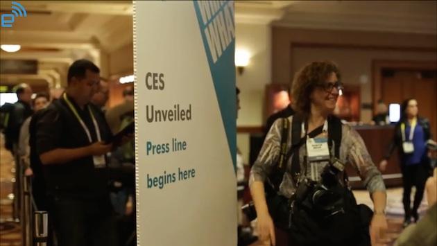 Conoce el CES Unveiled 2015 en menos de 60 segundos (video)