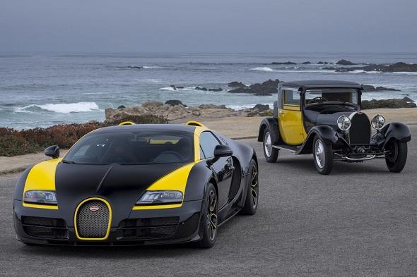 Bugatti Veyron Grand Sport Vitesse 1 to 1