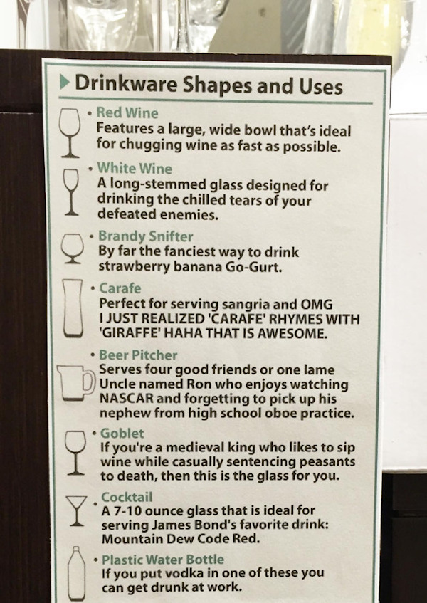 The Only Wine Glass Guide You Will Ever Need