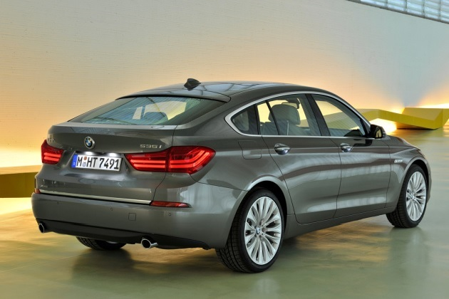 【レポート】BMW、次期型「5シリーズ」にも「グランツーリスモ」を用意?