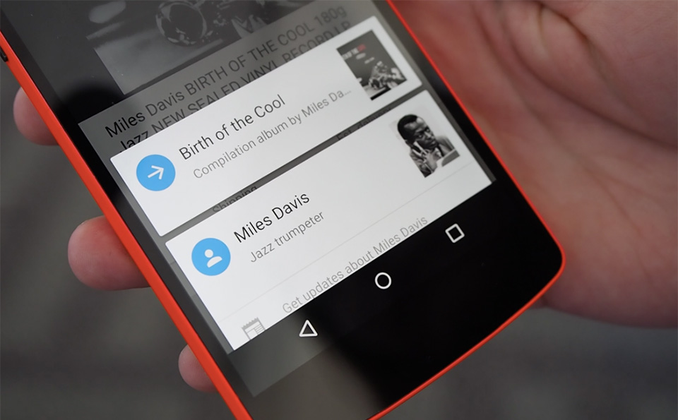 Google's Now on Tap makes Android M smartphones so much smarter