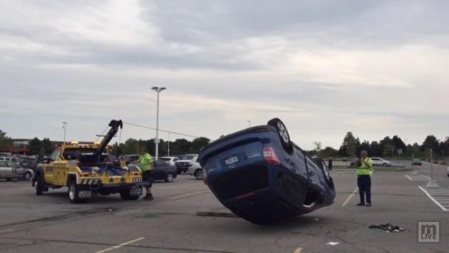 駐車場での事故多発は、自動運転車が必要とされる証拠?