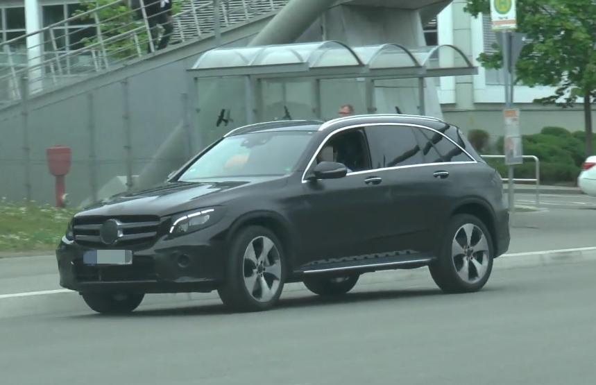 erlkönig, erlkönig, facelift, breaking, glc, GLK, Mercedes GLC, Mercedes-Benz, Mercedes-Benz GLC, Mercedes-Benz GLK, mopf, spy shot, x 205, x205