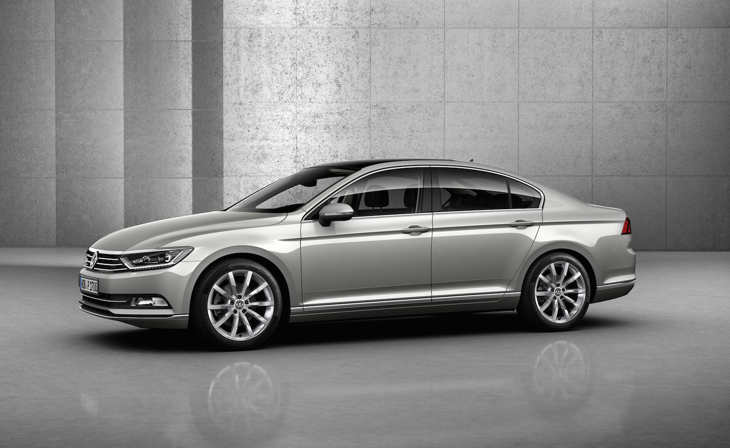 VolksWagen「PASSAT」iF gold award 2015