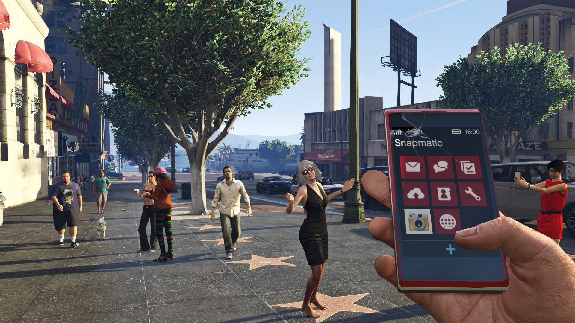 Top 5 Things To Do in GTA V First-Person Mode