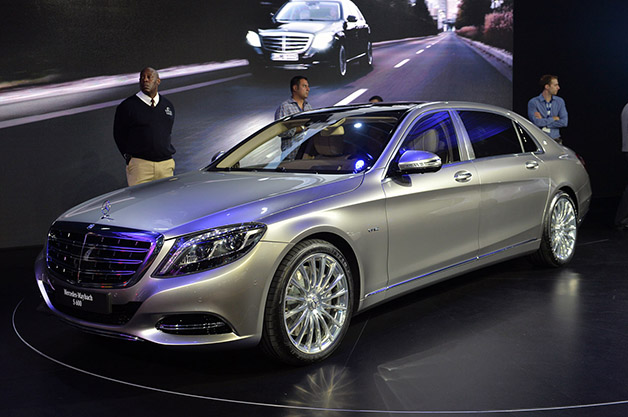 2016 Mercedes-Maybach S600