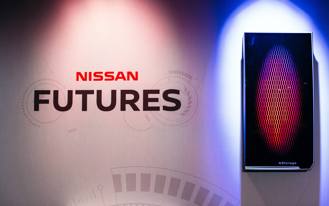 Nissan's xStorage is its take on Tesla's Powerwall battery