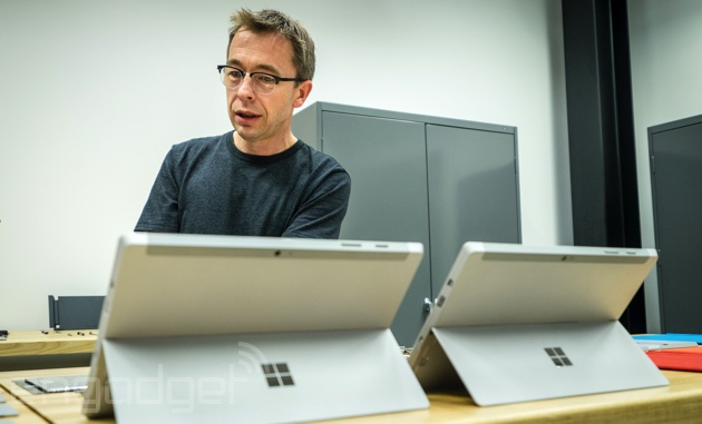 The making of Surface 3: Microsoft's little tablet grows up