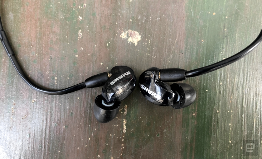 Review: Shure SE215 Wireless