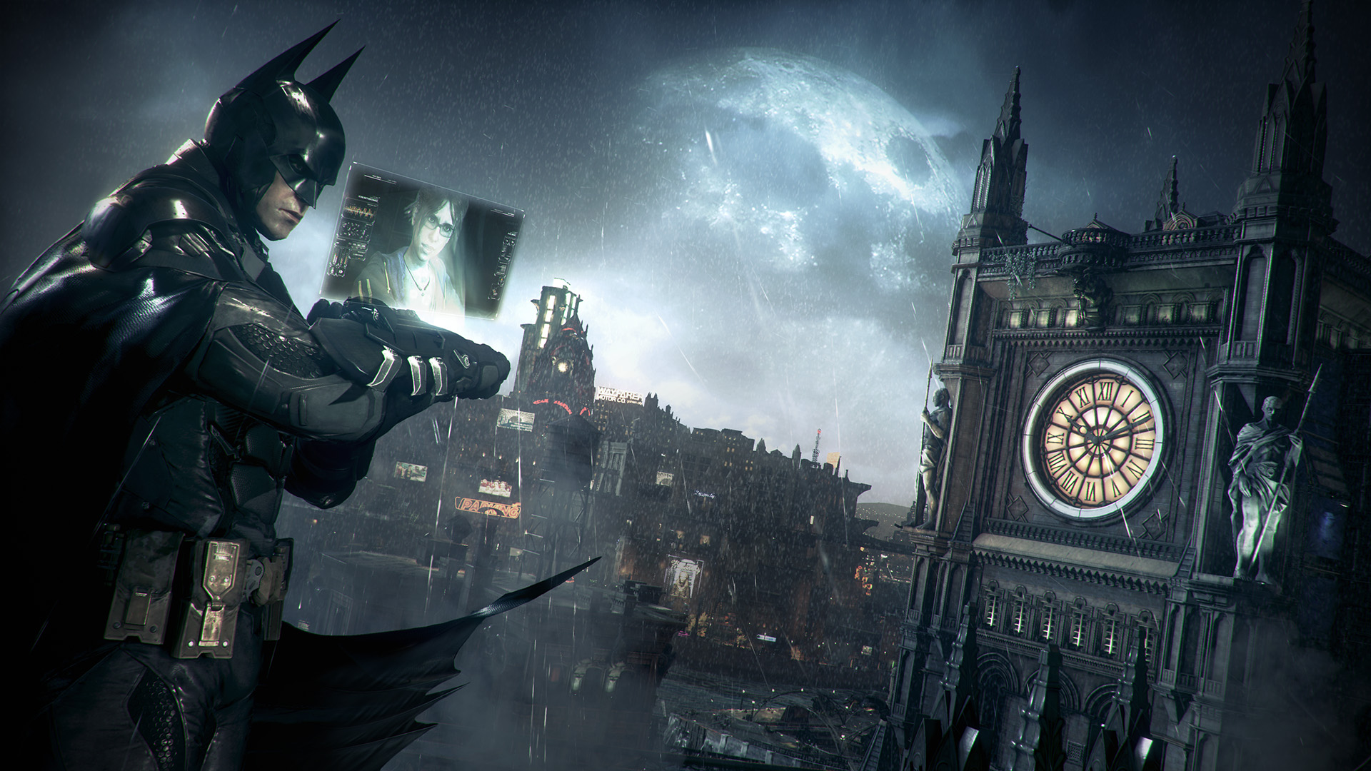 Return to Ace Chemicals with part 2 of the Batman: Arkham Knight trailer series
