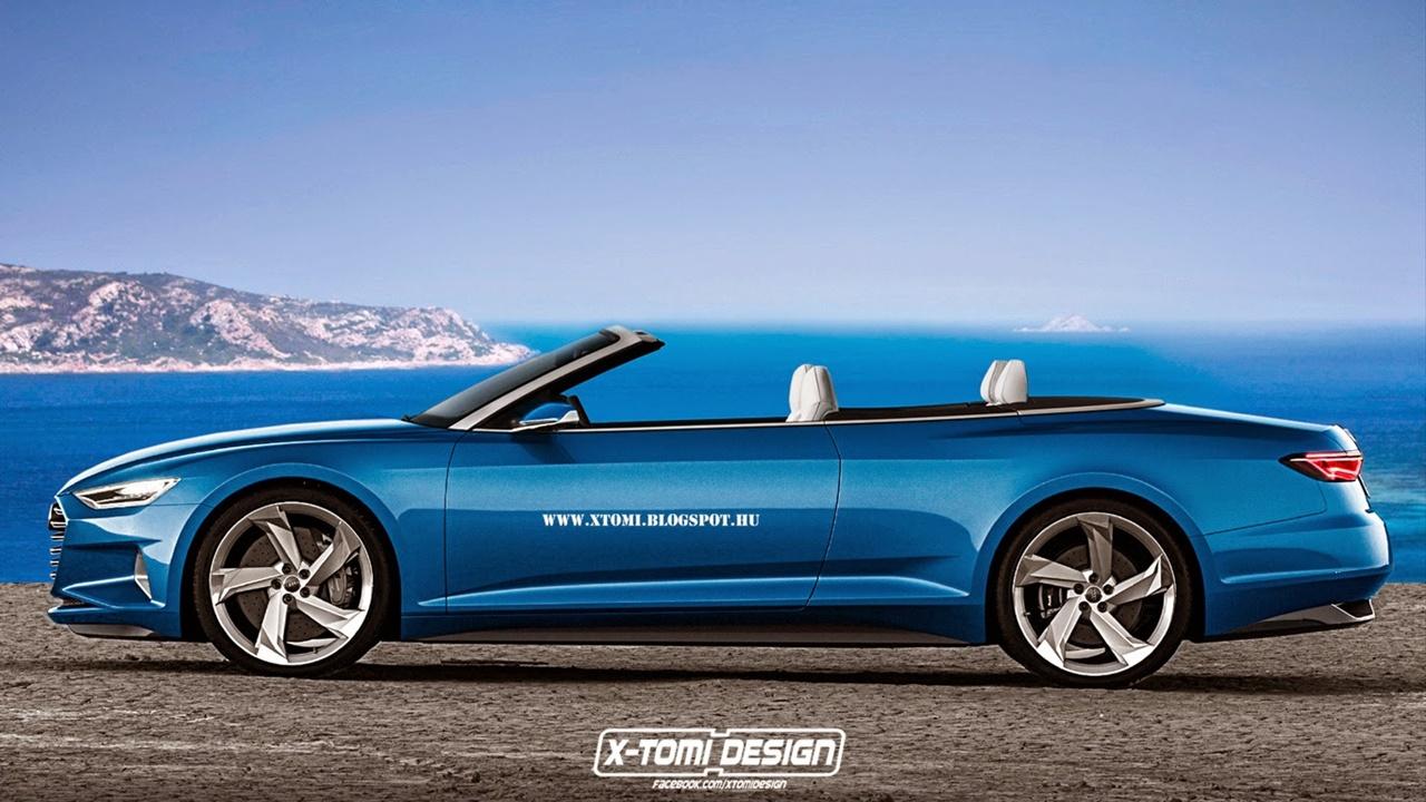 Audi A9 Cabriolet