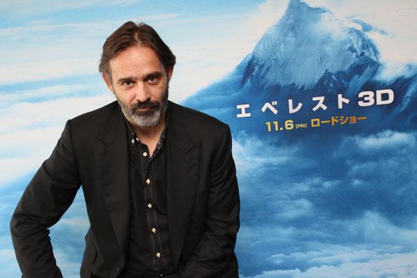 超ド迫力サバイバル映画『エベレスト 3D』監督に直撃 「ジョシュ・ブローリンは超高所恐怖症。演技じゃなかったね!」