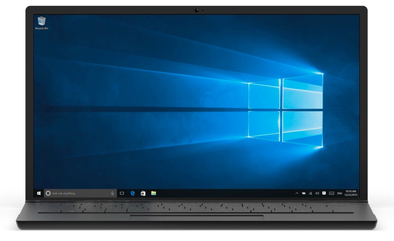 Microsoft issues Windows 10's lucky 7 preview
