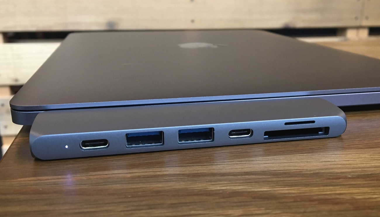 how to connect usb to macbook pro
