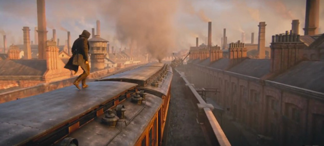 Assassin's Creed Syndicate: An der Dampfmaschine klebt Blut (Gameplay & Trailer)