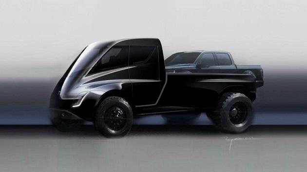 テスラのイーロン・マスク氏、SUV「モデルY」に続いて電動ピックアップの開発を約束