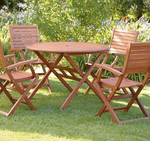 gorgeous garden furniture on a budget aol uk living. Black Bedroom Furniture Sets. Home Design Ideas