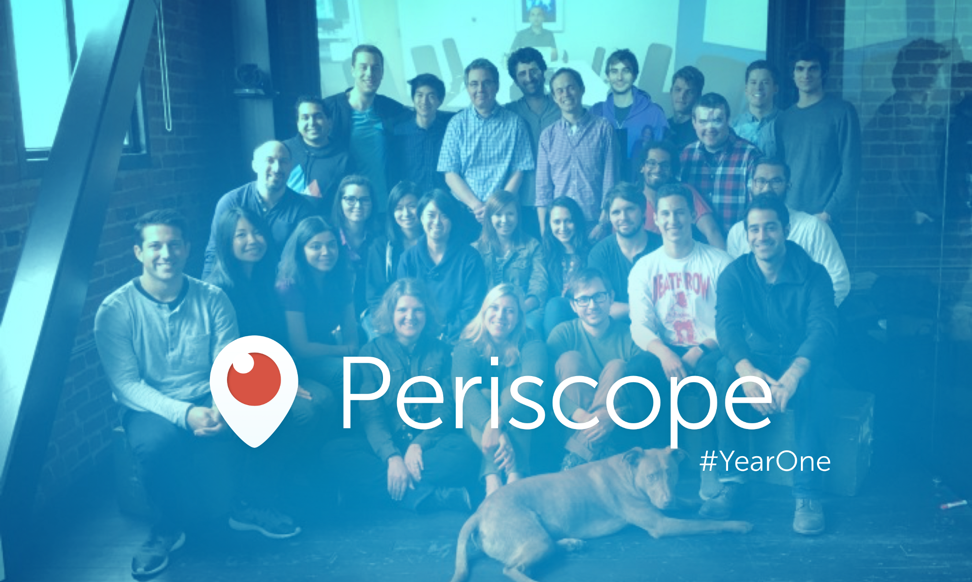 Periscope's first year is part of a livestreaming success story