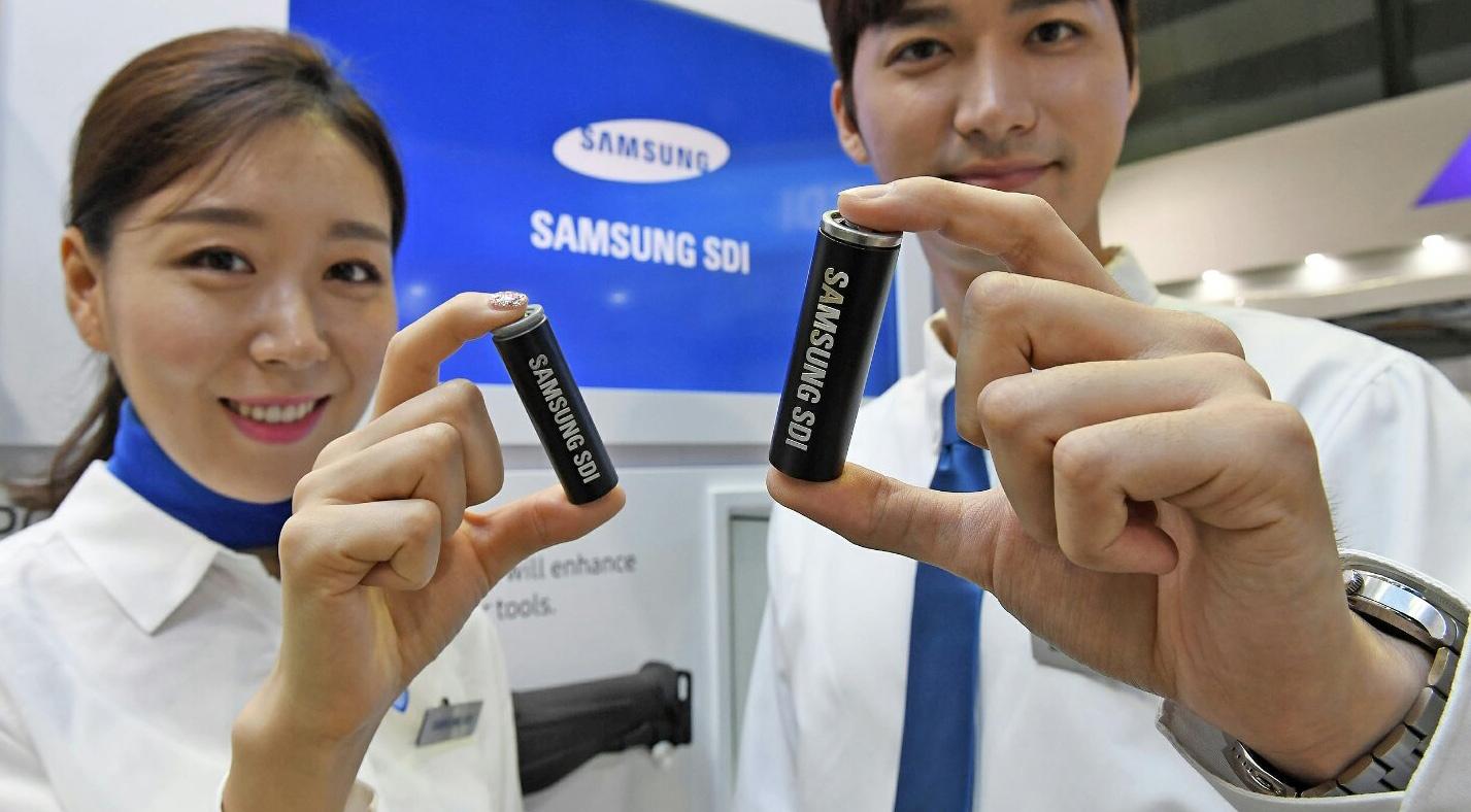 Samsung entwickelt Akku mit fünffacher Ladegeschwindigkeit