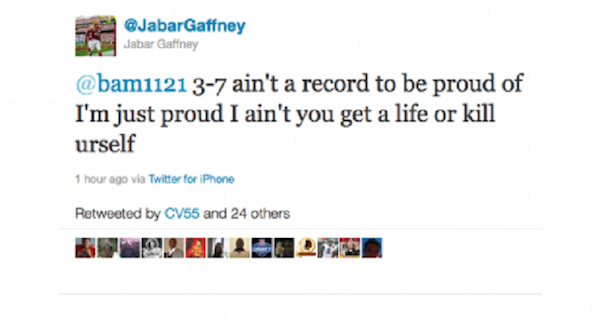 25 of the Dumbest Tweets by Athletes