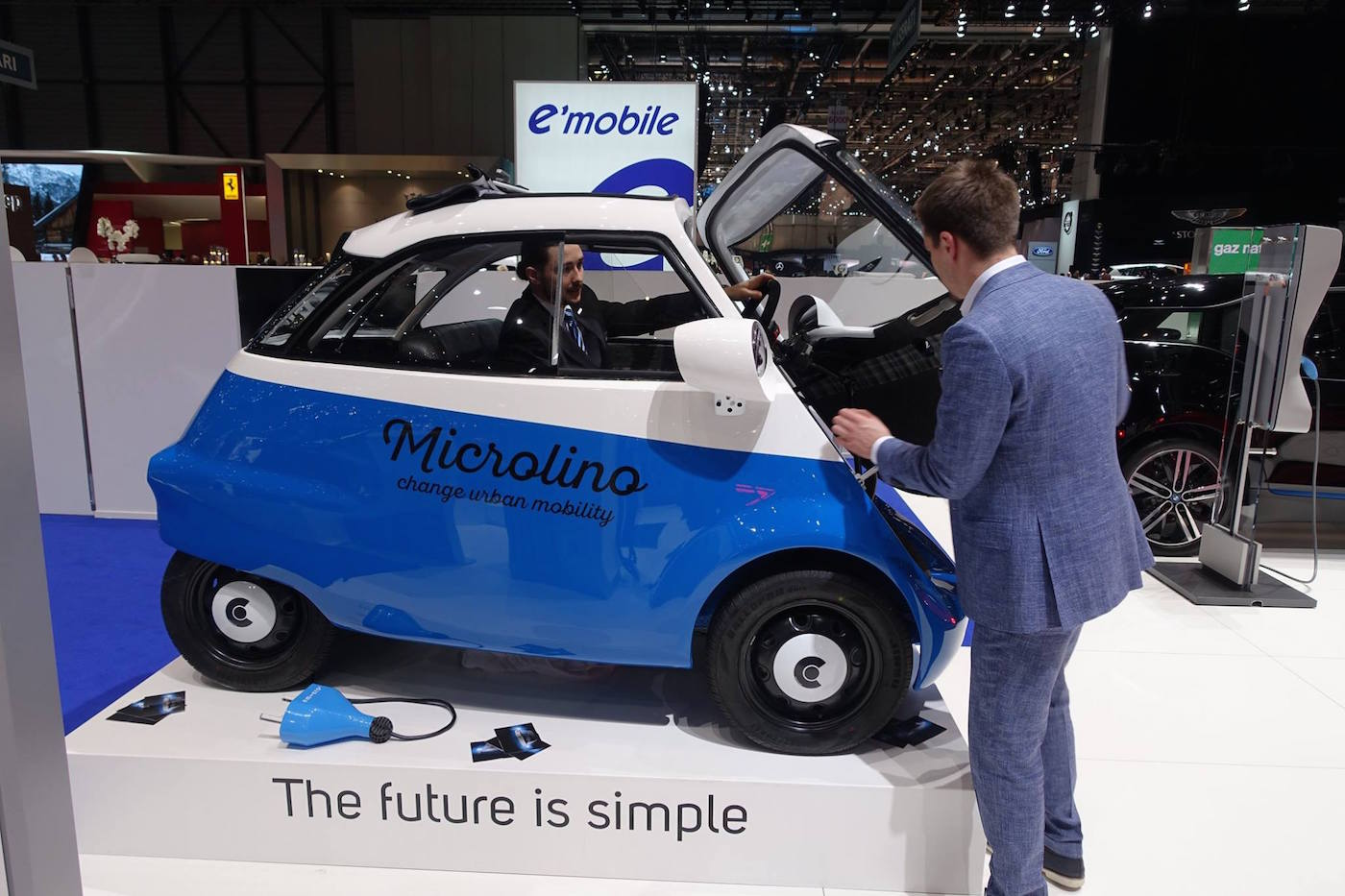 Steve Urkel's car has been resurrected as an electric vehicle