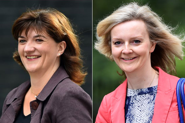 Cabinet reshuffle: Working mums are in, but where are the working dads?