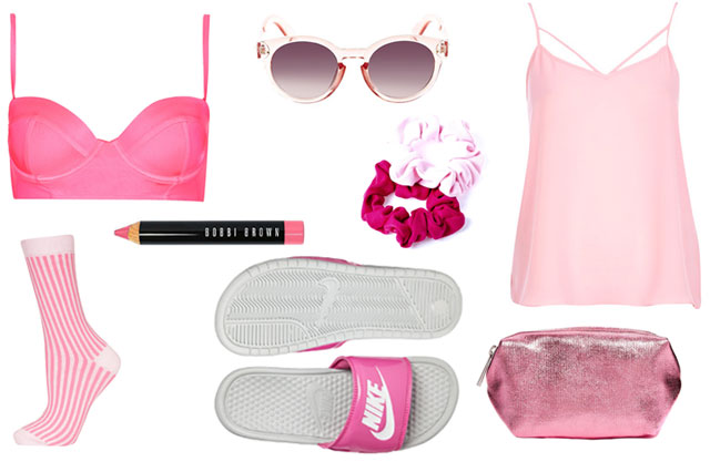 Shop 10 Killer Pink Pieces For Under 20