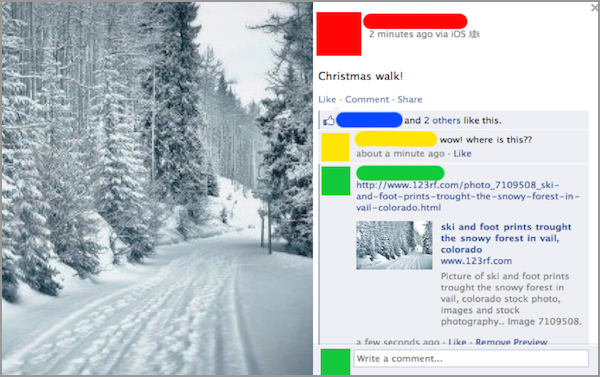 people getting called out on the internet, people called out on their bs, christmas walk stock photo fail