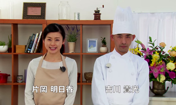 「再現ドラマの女王」片岡明日香(39歳)の可愛すぎる若妻感がネット上で大人気
