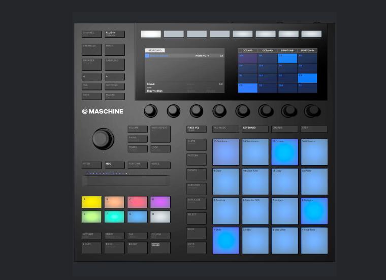 Maschine MK3: Bunter und mit besserem Sound jammen