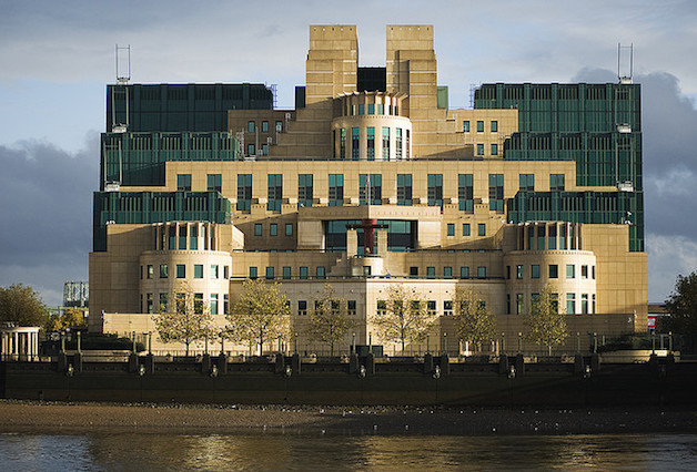 Spying case against UK government heads to Europe's highest court