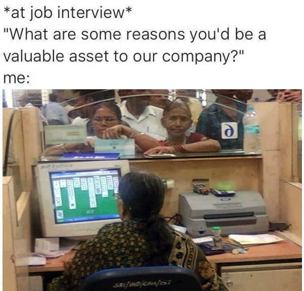 make you an asset to this company meme, asset to this company meme dmv worker