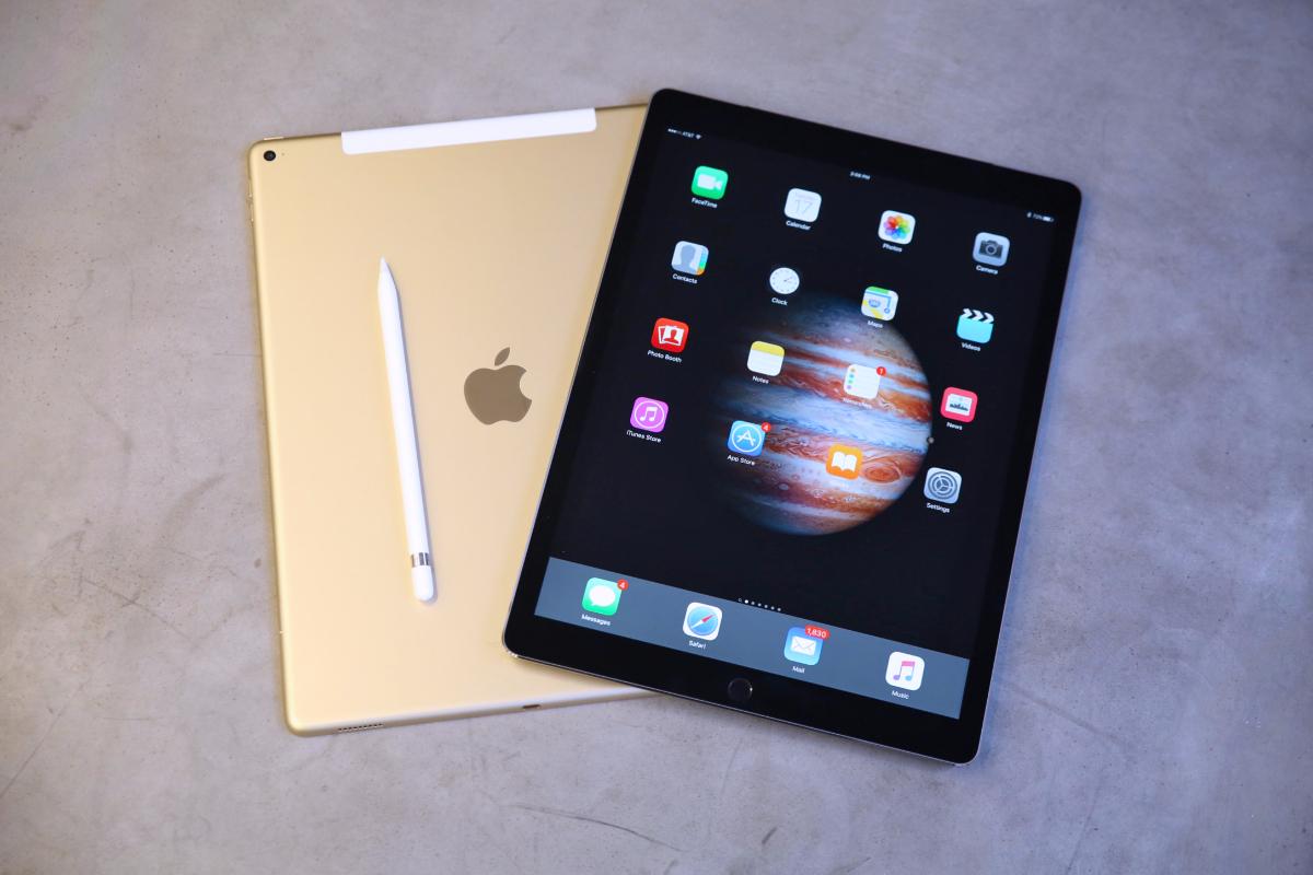 """Esta captura demuestra que la llegada del iPad Pro de 10,5"""" podría ser inminente"""