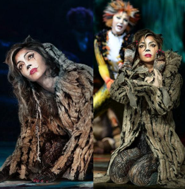 Nicole Scherzinger in Cats: First look!