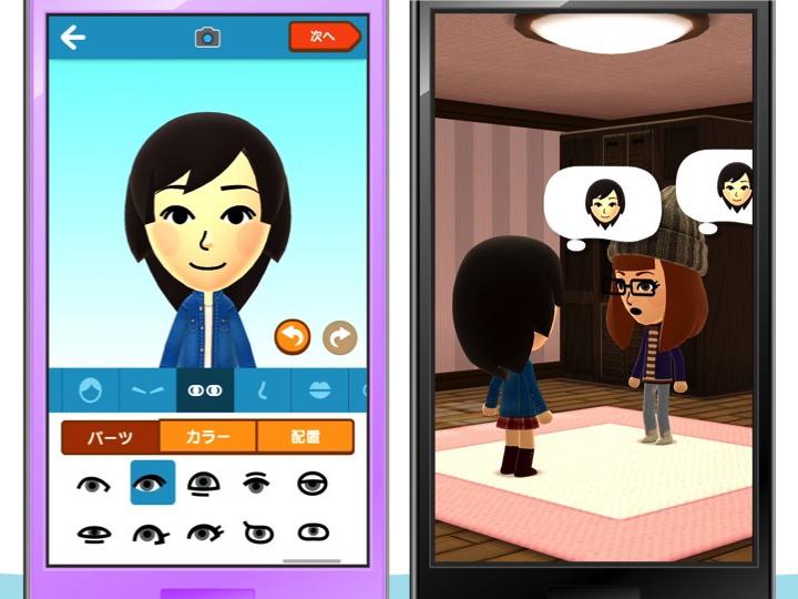Miitomo, la primera aplicación de Nintendo para móviles llegará el 17 de marzo