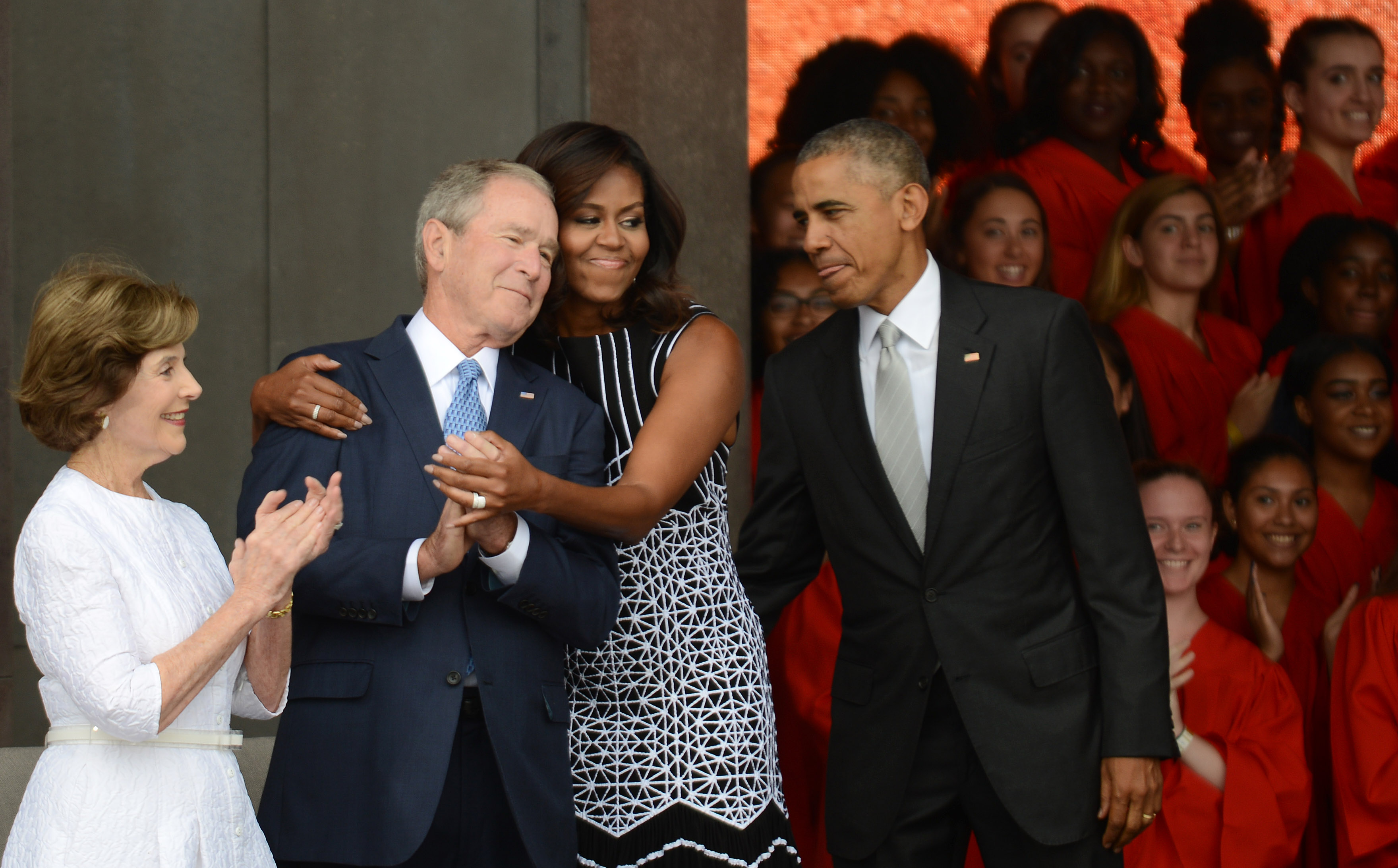 National Museum Of African American History And Culture Opens In Washington, D.C.