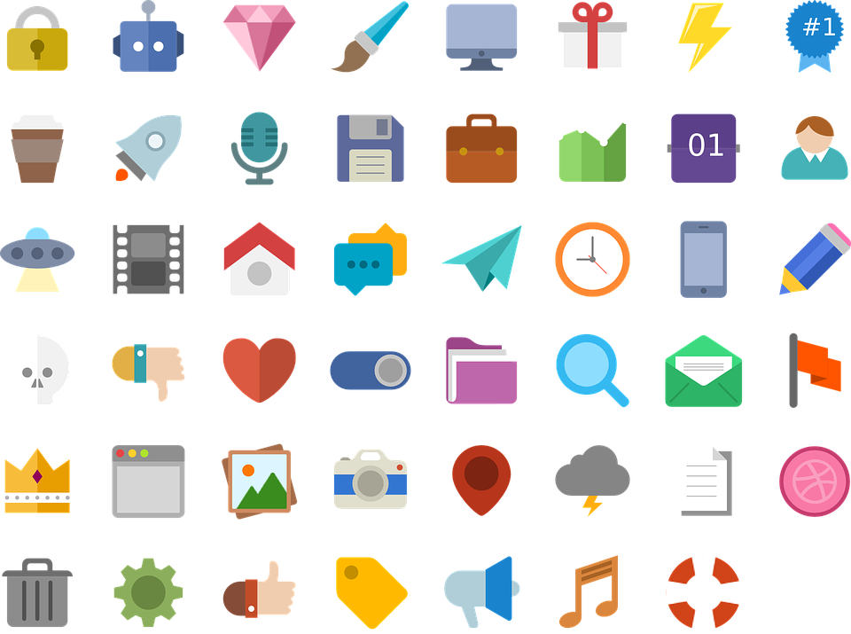 free vector icons for commercial use
