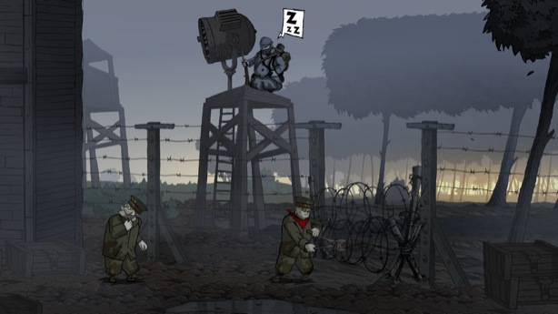 Joystiq Top 10 of 2014: Valiant Hearts: The Great War