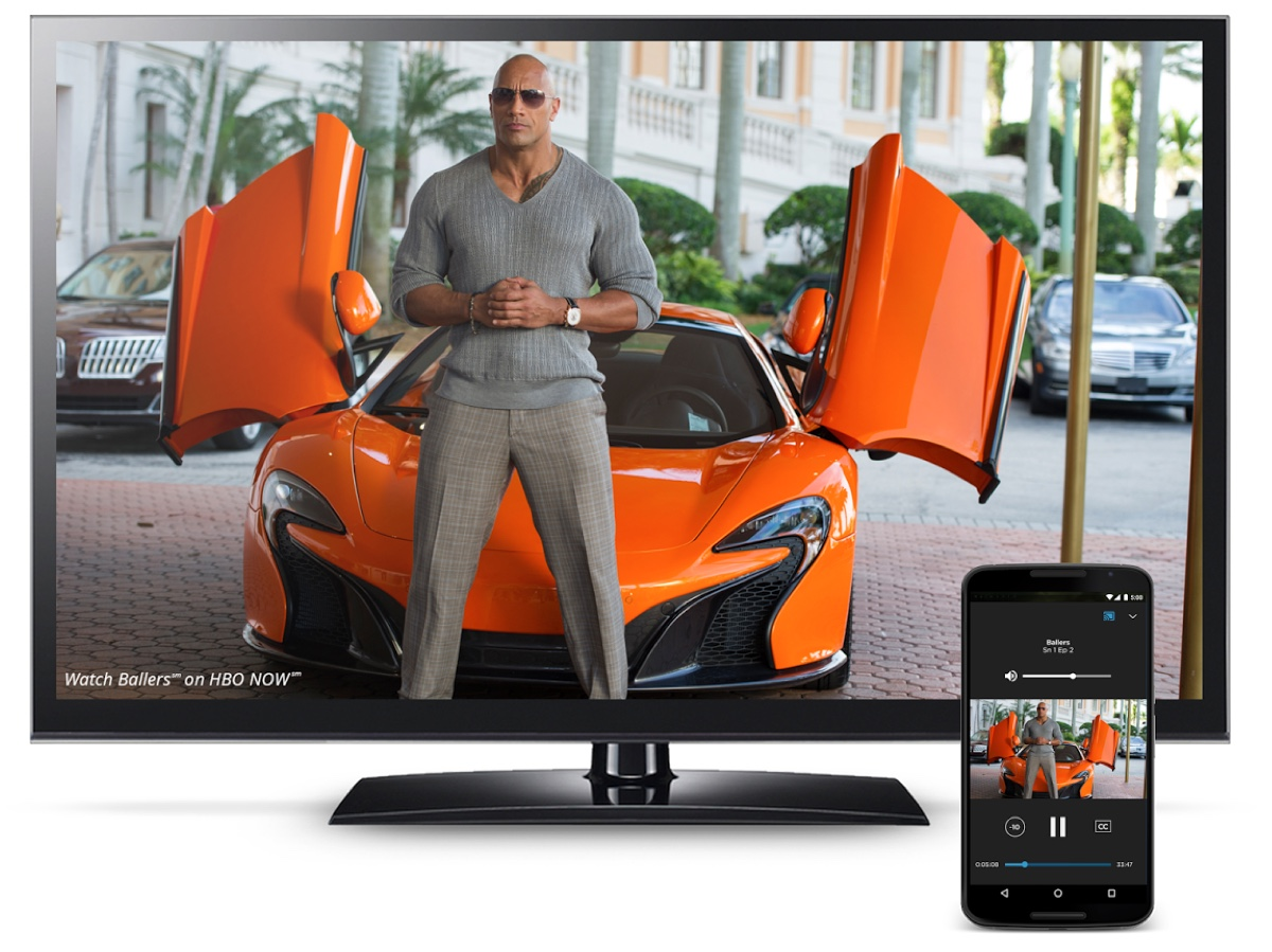 hbo now finally gets google chromecast support