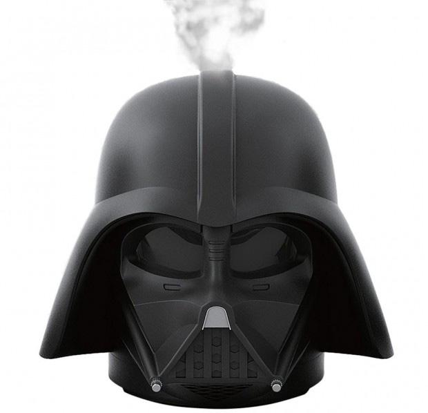 Dienstbar ist das neue Böse: Darth Vader befeuchtet jetzt Luft