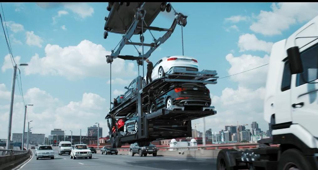 S-Line, Audi, TV Spot, Cine like, Werbespot, Audi, auto werbung, Car ad, actionfilm, resident evil, Audi s-Line, Großes Kino, Video, Audi TV Spot