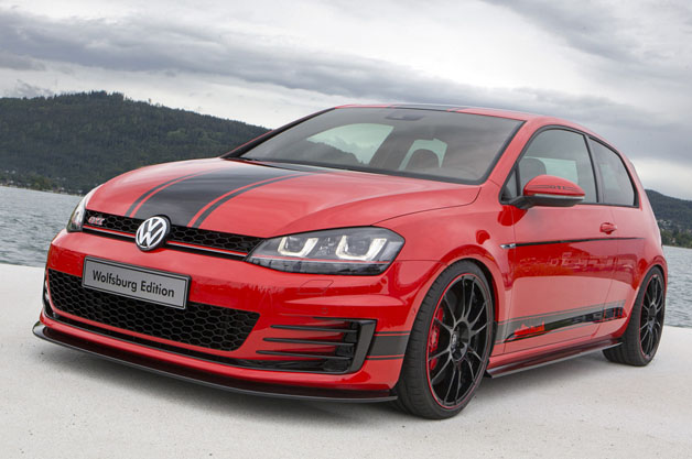2014 Volkswagen Golf GTI Wolfsburg Edition