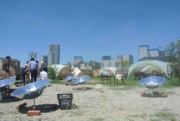 太陽光で料理?エネルギー体験イベント「GREEN POWER KITCHEN」でポップコーンを作ってみた!