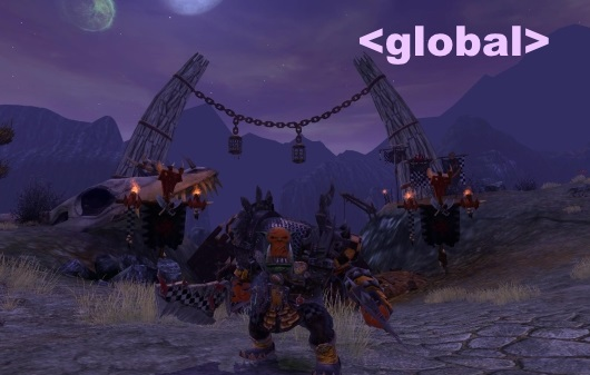 global Global Chat: Doom and WAAAGH!