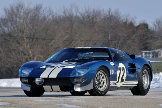 These are the 11 most expensive American cars