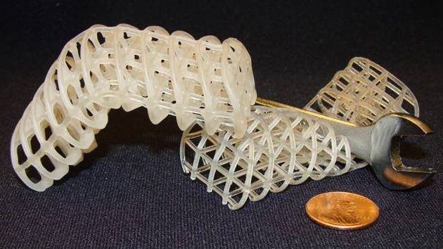 MIT's shape-shifting robot material