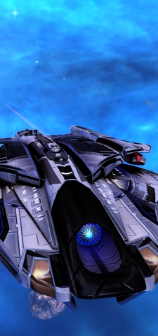 Riding around in this particular ship makes going boldly rather easy, but I feel like there are rather fewer places to go.