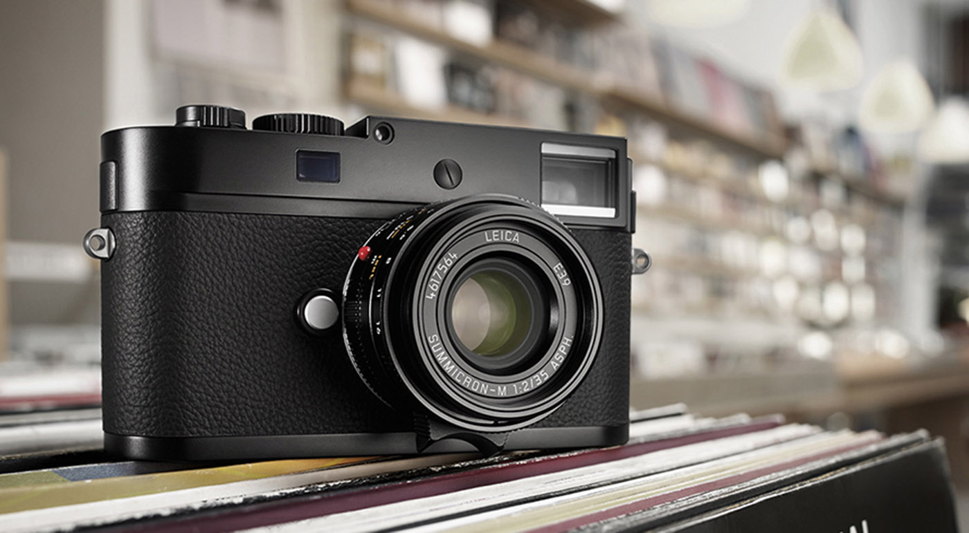 Leica's M-D is a digital camera for manual purists