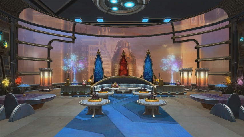 SWTOR's Galactic Strongholds expansion is live
