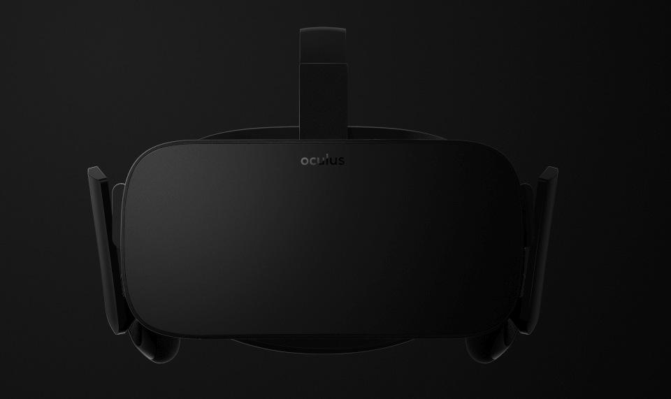 Oculus Rift goes mainstream early 2016